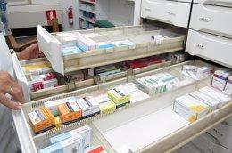 Foto: O gasto farmacéutico superou os 56,9 millóns de euros en xaneiro en Galicia (EUROPA PRESS)