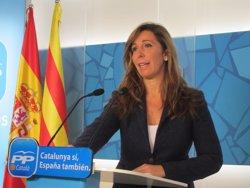 Foto: Camacho avisa que el PP tornarà a actuar si CiU i ERC persisteixen en crear estructures d'Estat (EUROPA PRESS)