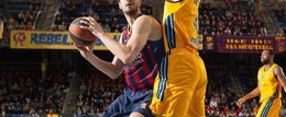 Foto: El Barça sabe sufrir para acercarse a los 'play-offs' (HTTP://WWW.EUROLEAGUE.NET/)