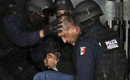 Foto: Gobierno de México explica que la Policía detuvo a 'La Tuta' tras seguir cuatro meses a uno de sus mensajeros (HENRY ROMERO / REUTERS)