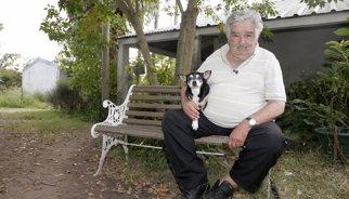 Mujica, un presidente viral sin pelos en la lengua