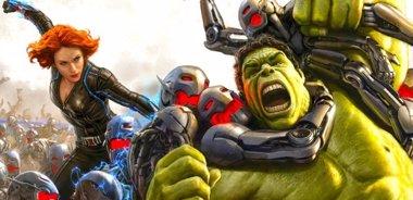 """Foto: Joss Whedon promete un final """"épico"""" para Vengadores: La era del Ultrón (MARVEL)"""
