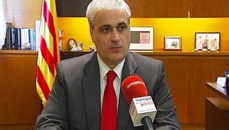 """Gordó diu que les presons catalanes tenen el """"millor mètode"""" davant de la radicalització islamista"""