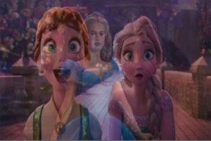 Frozen y Cenicienta, una combinación muy esperada