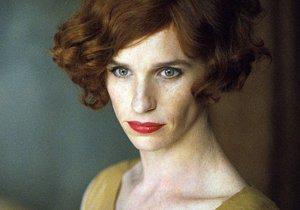 Foto: Eddie Redmayne, irreconocible como mujer en 'The Danish Girl' (DAILYMAIL)