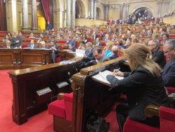 Foto: Els partits encaren una setmana decisiva per al futur de la llei electoral (EUROPA PRESS)