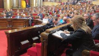 Els partits encaren una setmana decisiva per al futur de la llei electoral