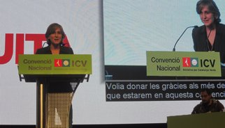 """ICV proposa que Catalunya sigui un """"Estat lliure, social i ecològic"""" en una Espanya plurinacional"""
