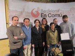 Foto: Barcelona en Comú registra 37 candidatures per elegir en primàries als consellers de districte (EUROPA PRESS)