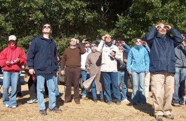 Foto: AstroCantabria organiza una observación para el eclipse de sol del 20 de marzo (ASTROCANTABRIA)