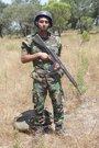 Foto: Un militar portugués deserta para unirse a las milicias kurdas de Siria y combatir al Estado Islámico