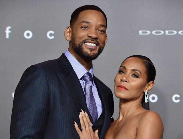 Foto: La mujer de Will Smith disfruta con las escenas de sexo de su marido (GETTY)