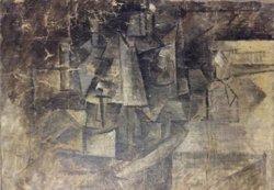 El cuadro de Picasso 'La peluquera'