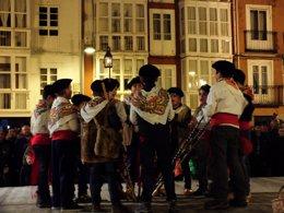 Foto: La Ronda Pico Cordel gana el Concurso de Marzas (AYTO)