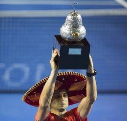 Foto: Ferrer logra su tercer título del año en Acapulco (OSVALDO AGUILAR)