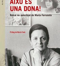 Foto: Una biografia no autoritzada relata la influència política de Marta Ferrusola (ANGLE EDITORIAL)