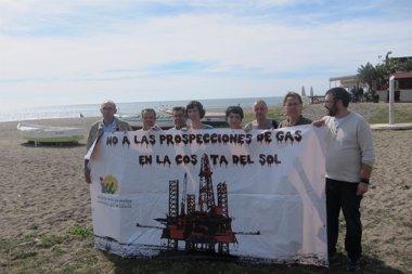 """Foto: IU asegura que """"seguirá luchando"""" contra las prospecciones en el litoral, que """"no traerán empleo a Málaga"""" (EUROPA PRESS)"""