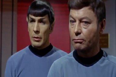 Foto: William Shatner, el capitán Kirk en Star Trek, no irá a funeral de Leonard Nimoy (EUROPAPRESS)