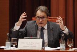 Foto: Mas defensa el caràcter plebiscitari del 27S i demana un resultat