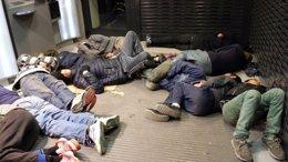 """Foto: CPM ve """"ilegal"""" que se expulse a los menores cuando cumplen 18 años (EUROPA PRESS/AEGC)"""
