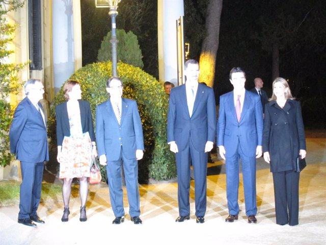 Foto: El Rey elogia Barcelona como referente de la emprendeduría española
