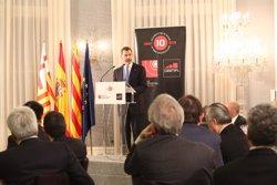 Foto: MWC.- El Rei elogia Barcelona com