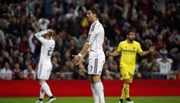 Foto: El Madrid no puede con el Villarreal (REUTERS)