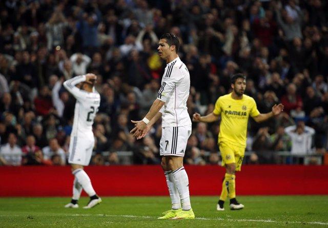 Foto: El Madrid no puede con el Villarreal