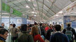 Foto: FIO 2015 supera los 10.000 visitantes (GOBIERNO DE EXTREMADURA)