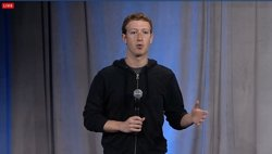 Foto: MWC.- Zuckerberg (Facebook) torna al Mobile World Congress de Barcelona (PORTALTIC)