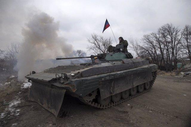 Foto: La ONU eleva a más de 6.000 los muertos en la guerra de Ucrania desde abril de 2014
