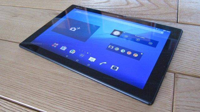 Foto: Sony anuncia su nueva tableta resistente al agua