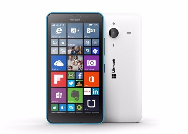Foto: Microsoft desvela su nuevo Lumia 640 y su variante XL