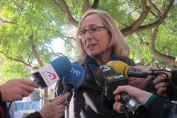 Foto: Mercuri.- Escarp compareix davant de la jutge com a imputada per les dietes de la FMC (EUROPA PRESS)