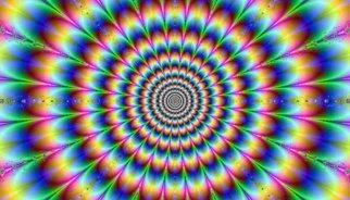 25 ilusiones ópticas que confundirán tu mente más que el vestido que cambia de color