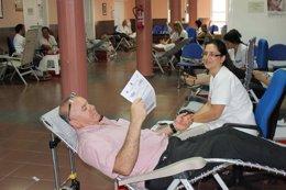 Foto: Hemodonación retoma la campaña de donación de sangre en universidades este mes (AYUNTAMIENTO DE JUMILLA)