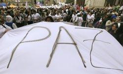 Foto: La Fiscalia del TPI posa fi al seu examen preliminar a Colòmbia sobre crims sexuals i assassinats (JOSE GOMEZ / REUTERS)