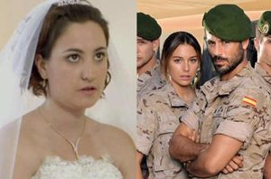 Foto: 'Casados a primera vista' Vs 'Los Nuestros', noche de estrenos en televisión (TWITTER )