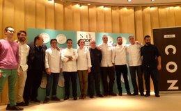 Foto: Reconocidos chefs cocinarán en tiendas de moda de Madrid para recaudar fondos para Acción contra el Hambre (EUROPA PRESS)
