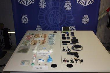 Foto: Nueve detenidos en Cáceres por tráfico de estupefacientes (EUROPA PRESS/POLICIA)