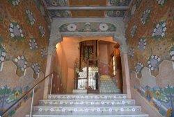 Foto: La Casa Lleó i Morera de Barcelona obrirà les portes els diumenges (ENRIC MESTRES ILLAMOLA/CASA LLEÓ I MORERA)