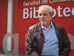 Foto: Marsé recorda González Ledesma com un dels escriptors