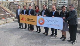 ERC i Avancem s'alien en una trentena de municipis i advoquen per repetir l'acord el 27S