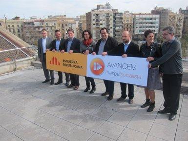 Foto: ERC i Avancem s'alien en una trentena de municipis i advoquen per repetir l'acord el 27S (EUROPA PRESS)