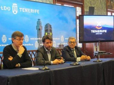 Foto: Tenerife rediseña su marca turística con el eslogan '100% Vida' (EUROPA PRESS)