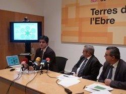 Foto: Agro.- Un pla de gestió forestal a Terres de l'Ebre generarà 100 llocs de feina (CONSELLERIA DE AGRICULTURA)