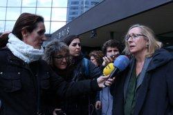 Foto: Escarp diu que mai no la van avisar que els diners que percebia de la FMC podien ser il·legals (EUROPA PRESS)