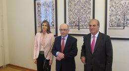 Foto: Montoro responde a la OCDE que no se subirán ni crearán nuevos impuestos verdes (EUROPA PRESS)