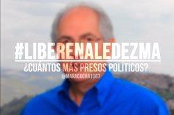 Foto: Veneçuela.- La filla de Ledezma demana a la UE que imposi