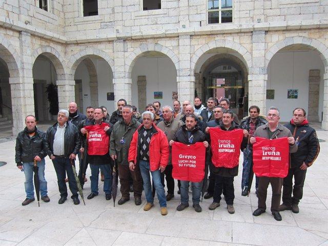 """Foto: Comité de Greyco exige al Gobierno que """"transforme en hechos"""" la resolución aprobada en el Parlamento"""